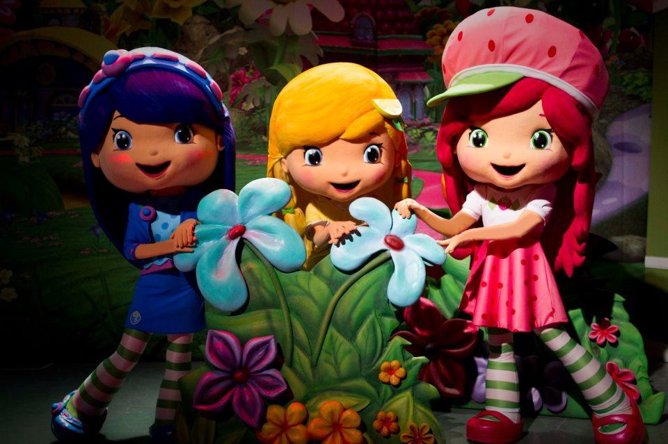Frutillita y sus amigos llegan al Centro Cultural Cotesma ...